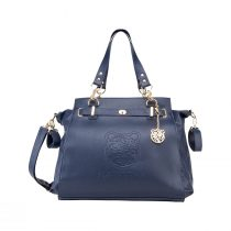 Borsa Mayoral Blu In Ecopelle