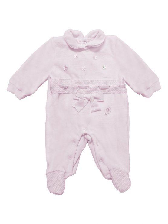 Tutina Per Neonata Rosa Luglio