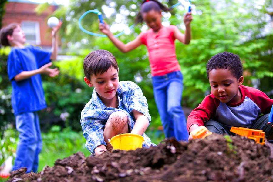 Lo sviluppo mentale dei bambini: ecco come funziona