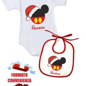 Formato convenienza natalizio personalizzato femminuccia