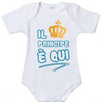 Body neonato il principe è qui