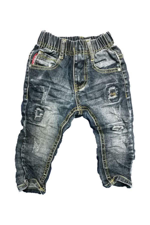 Jeans Elastico Nm.Zj01