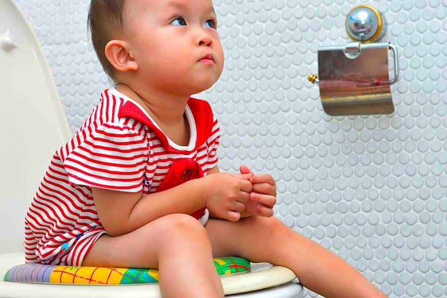 I segni che aiutano a capire che il tuo bambino è pronto per usare il vasino