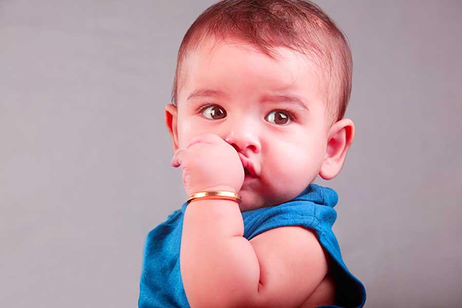 Avere 7 mesi: come diventa il tuo bambino?