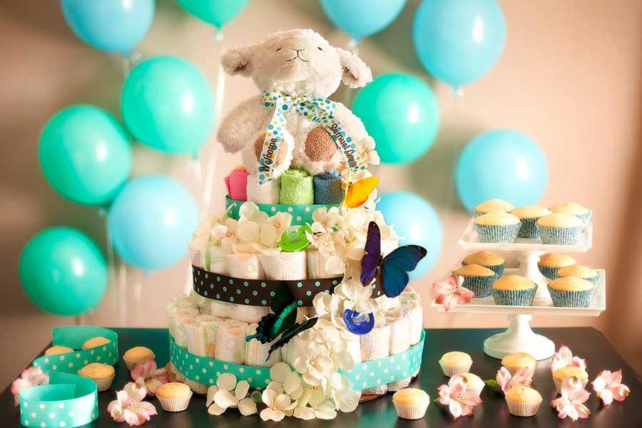 Baby shower: la festa da fare per l'arrivo del tuo bambino!