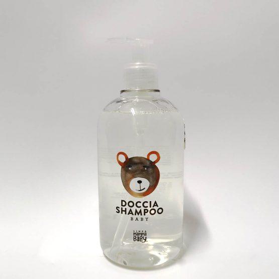 Doccia shampoo neonato Mamma baby