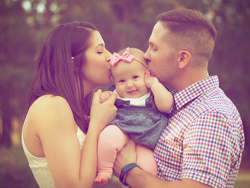 La relazione madre neonato.